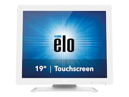 ELO Touch Solutions 19 1929LM LED-LCD AccuTouch Touchscreen Monitor, White, E000169, 19334481, Monitors - Medical