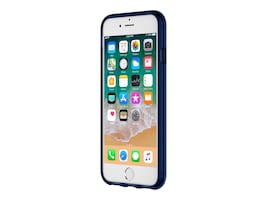 Incipio NGP Pure Slim Polymer Case for iPhone 7 iPhone 8, Navy, IPH-1480-NVY, 34608920, Carrying Cases - Phones/PDAs