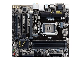 Gigabyte Technology GA-B150M-D3H GSM Main Image from Front