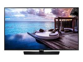 Samsung 55 HJ690U 4K Ultra HD LED-LCD Hospitality TV, Black, HG55NJ690UFXZA, 35894104, Televisions - Commercial