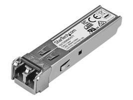 StarTech.com Gigabit Fiber SFP MM LC TAA Transceiver (Cisco GLC-SX-MMD), GLCSXMMDSTT, 33607204, Network Transceivers