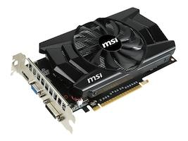 Microstar NVIDIA GeForce GTX 750 Ti PCIe 3.0 x16 Overclocked Graphics Card, 2GB GDDR5, N750TI-2GD5/OC, 16952911, Graphics/Video Accelerators