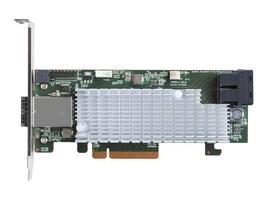 HighPoint HighPoint RocketRAID 3742A SATA 6Gbs SAS 12Gbs Controller, RR3742A, 37317319, RAID Controllers