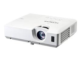 Hitachi CP-WX3042WN WXGA 3LCD Projector, 3000 Lumens, White, CP-WX3042WN, 33645059, Projectors
