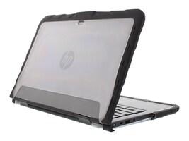 Gumdrop DropTech Case for EliteBook x360 1030 G2, Black, DT-HPEB13G2-BLK, 36182475, Carrying Cases - Tablets & eReaders