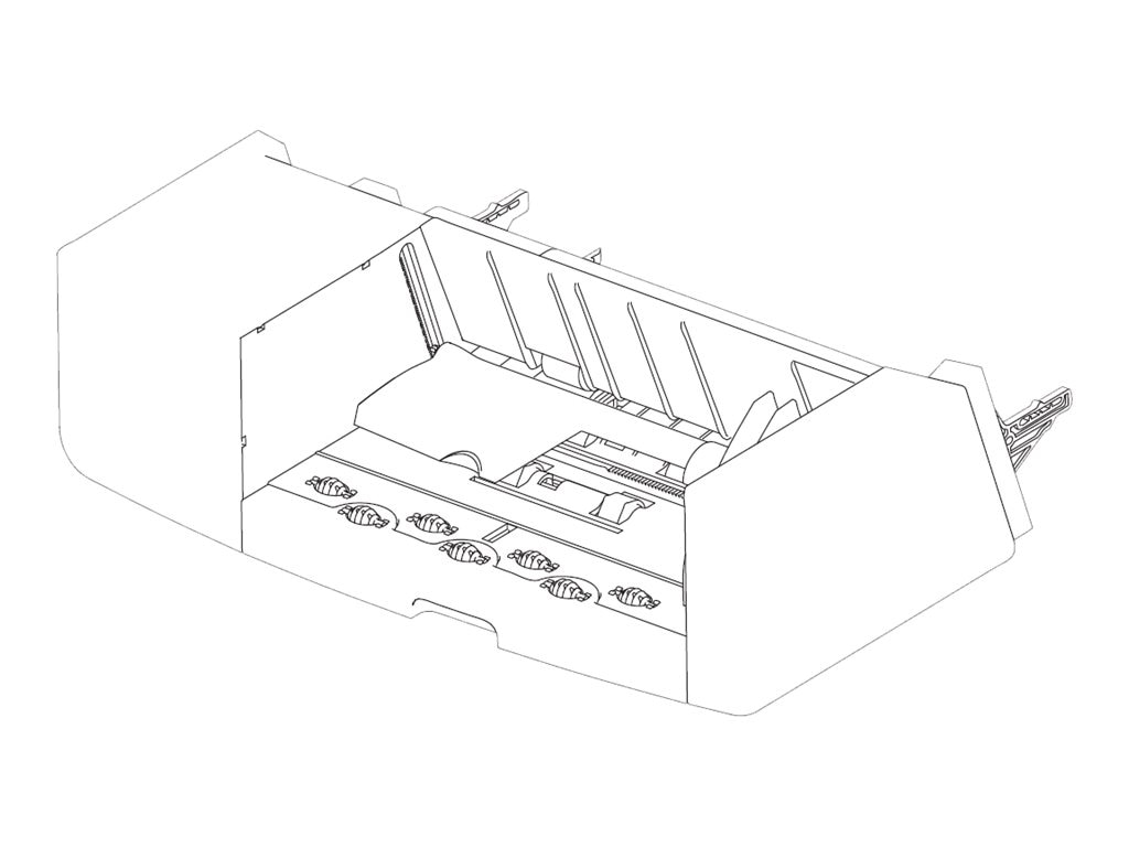 Lexmark Envelope Feeder Complete Assembly For T650 T652 T654
