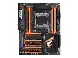 Gigabyte Technology X299AORUSGAMING7PRO Main Image from Front