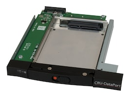CRU DP21 SATA 6Gb s Frame - Black, 8472-6409-6500, 14043992, Hard Drive Enclosures - Multiple