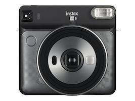 Fujifilm instax SQUARE SQ6 Instant Film Camera, Graphite Gray, 16581472, 35675446, Cameras - Film