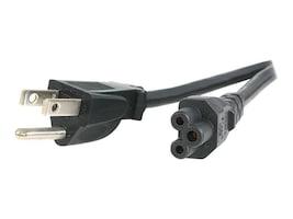 StarTech.com Standard Laptop Power Cord, NEMA 5-15P to C5, 10ft, PXT101NB3S10, 13446503, Power Cords