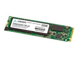 Axiom 1TB C2600n Series NVMe PCIe Gen3 x4 M.2 Internal Solid State Drive, SSDM262NV1TB-AX, 35740754, Solid State Drives - Internal