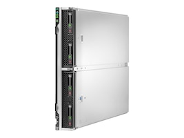 HPE BTO Synergy 660 Gen10 2S Blade (2x)Xeon 18C Gold 6140 2.3GHz 64GB 3820C E208i-c, 871933-B21, 34342009, Servers - Blade
