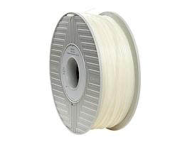Verbatim Natural 3mm 1kg PLA 3D Filamennt Reel, 55265, 30788409, Printer Supplies - 3D