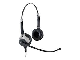 VXi Proset 21G UC Binaural Headset w  NC Mic (Bulk), 203071, 17903759, Headsets (w/ microphone)