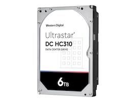 HGST 6TB UltraStar 7K6 SAS 12Gb s 4Kn SE 3.5 Enterprise Hard Drive, 0B35914, 35045971, Hard Drives - Internal