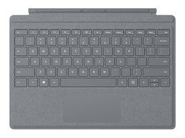 Microsoft Surface Pro 7 Signature Type Cover, Light Charcoal, FFQ-00141, 37625602, Keyboards & Keypads