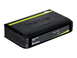 TRENDnet 5-port Gigabit GreenNet Switch, TEG-S5G, 10063523, Network Switches