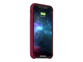 Mophie JUICE PACK ACCESS FOR APPLE    PWR IPHONE XR RED, 401002823, 36970375, Power Cords