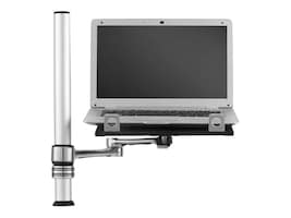Atdec Visidec Focus Pole Mount for Notebook Tray, VF-AT-NP, 10716256, Stands & Mounts - AV