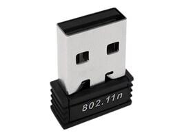 Premiertek 802.11N MINI USB WIFI ADAPTER, PL-8188CUS_V2, 31830445, Wireless Adapters & NICs