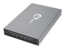 Siig SuperSpeed USB 3.0 to SATA 2.5 Enclosure, JU-SA0912-S1, 12268258, Hard Drive Enclosures - Single
