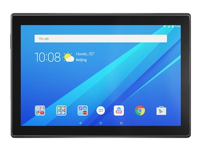 Lenovo Tab 4 10 APQ8017 1.4GHz 2GB 16GB SSD bgn BT 2xWC 10.1 WXGA MT Android 7.1, ZA2J0007US, 34267766, Tablets