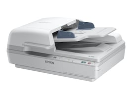 Epson WorkForce DS-6500 Scanner, 25ppm TWAIN & ISIS Drivers, B11B205221, 14777363, Scanners