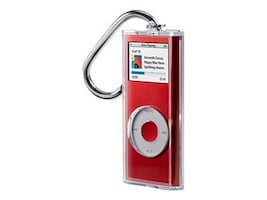 Belkin IPOD NANO 2G CLEAR CASE ACRYLI, F8Z130, 41124703, Digital Media Player Accessories - iPod