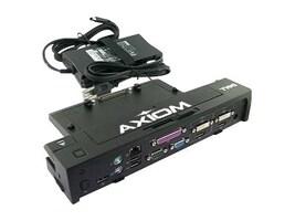 Axiom E-Port Plus USB 3.0 Port Replicator, 130W, 331-6304-AX, 16665322, Docking Stations & Port Replicators