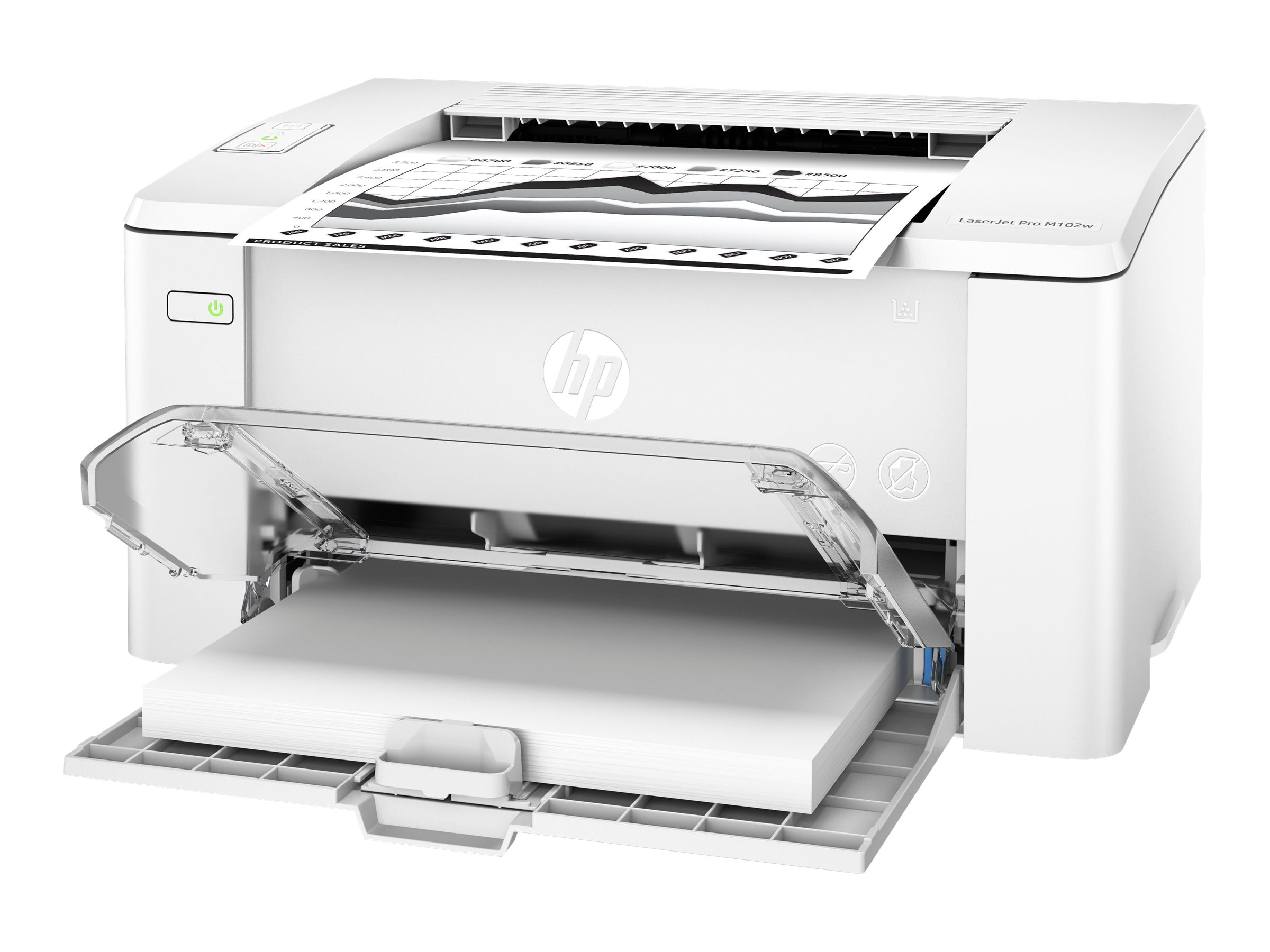 HP LaserJet Pro M102w Printer ($119 00 - $20 00 Instant Rebate