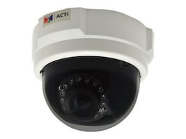 Acti 3MP Indoor Dome Camera w  D N, IR & Fixed Lens, D55, 15593161, Cameras - Security