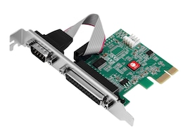 Siig DP Cyber 1S1P PCIe Card, JJ-E20311-S1, 37699898, Controller Cards & I/O Boards