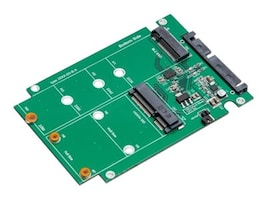 Syba 2.5 SATA 6Gb s to M.2 Drive Mount, SY-ADA40093, 36836521, Drive Mounting Hardware