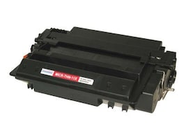 microMICR Q6511X Black Toner Cartridge for HP LaserJet 2410, 2420 & 2430 Printers, MICR-THN-11X, 13750302, Toner and Imaging Components