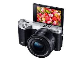 Samsung EV-NX500ZBMIUS Main Image from Right-angle