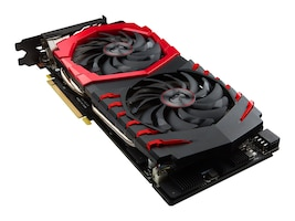 Microstar GTX 1080 GAMING X 8G Main Image from Right-angle