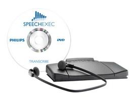 Philips SpeechExec Transcription Set, LFH7177/04, 32007485, Software - Voice Recognition