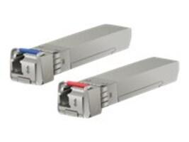 Ubiquiti U Fiber SM 10G BIDI SFP+ Transceiver (20-Pack), UF-SM-10G-S-20, 34061178, Network Transceivers
