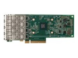 Qlogic QUAD PORT 25 10GBE SFP28 PCIE ADAPTER (L2+ROCE+IWARP), CHANNEL KIT, QL41234HLCU-CK, 38114548, Network Adapters & NICs