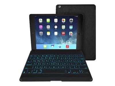 Zagg Keyboard & Folio Case for 9.7 iPad Pro, Black, ID8ZFK-BB0, 31948785, Keyboards & Keypads