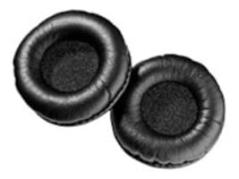Sennheiser SC Series Replacement Leather Ear Cushions, 504412, 16182671, Headphone & Headset Accessories