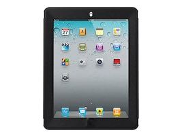OtterBox Defender Series Case for iPad 2 3 4, Pro Pack, Black, 77-52005, 28342248, Carrying Cases - Tablets & eReaders