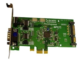 Brainboxes PCIE 1XRS232, PX-846, 38115946, Network Adapters & NICs