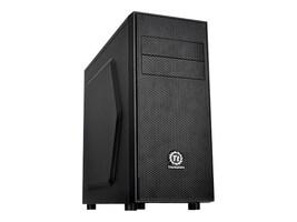 Thermaltake Chassis, Versa H24 Mid Tower ATX 3x3.5 Bays 7xSlots, Black, CA-1C1-00M1NN-00, 32001905, Cases - Systems/Servers