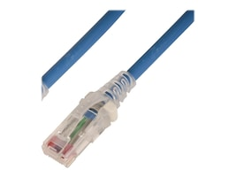 Siemon CAT6 UTP Patch Cable, White, 10ft, MC6-10-02, 30835068, Cables