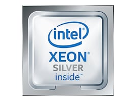 Intel Processor, Xeon 10C Silver 4210 2.2GHz 3.2GHz Turbo 14MB Cache 85W 2400MHz DDR4, CD8069503956302, 36861929, Processor Upgrades