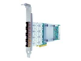 Axiom 4-Port 1Gbs SFP PCIe x4 NIC, PCIE-4SFP-AX, 31091929, Network Adapters & NICs