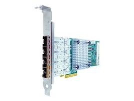 Axiom PCIE-4SFP-AX Main Image from Left-angle