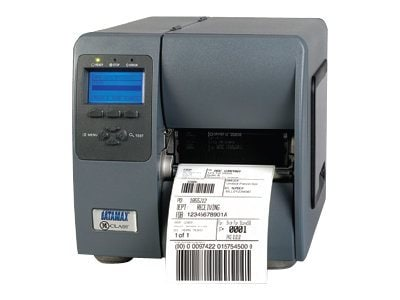 Datamax-O'Neil M4210 II 4 DT Serial Parallel USB Ethernet 203dpi 10ips Printer w  Graphic Display & Power Cord, KJ2-00-08000Y07, 12444821, Printers - Bar Code