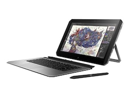 HP ZBook X2 G4 Core i7-8550U 1.8GHz 16GB 512GB SED ac BT 2xWC M620 14 UHD MT W10P64, 3WP24UT#ABA, 35220257, Workstations - Mobile